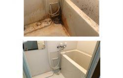 東村山市 在宅 ハウスクリーニング 浴室クリーニング